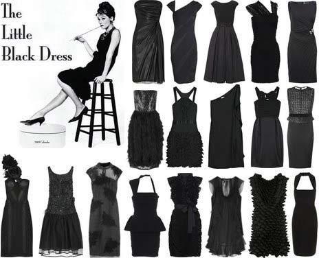 cd5ec0de260 маленькие черные платья. Такое разное маленькое черное платье