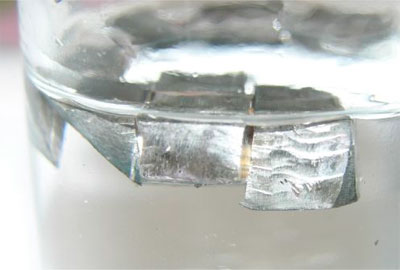 самый легкий металл
