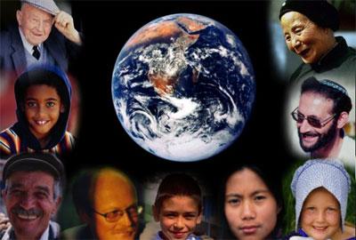 Люди мира