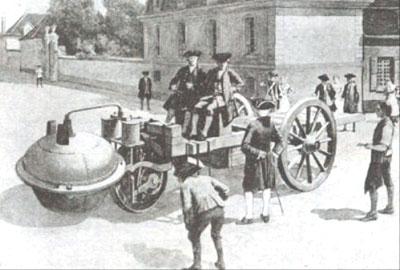 самая первая машина