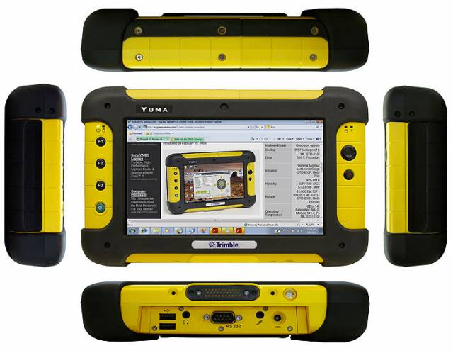 SDG Systems Trimble Yuma