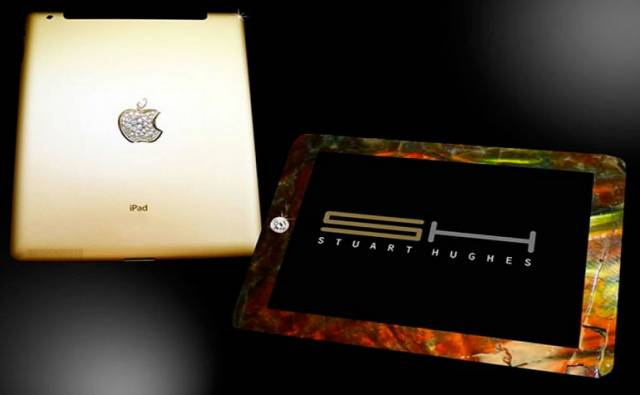 iPad  Gold History Edition