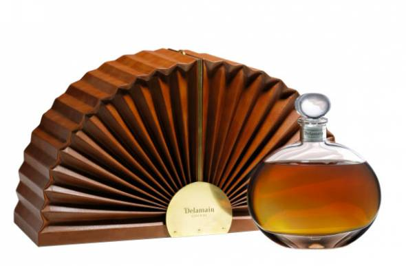 Johnnie Walker: LeVoyage de Delamain