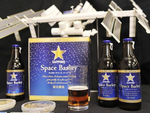 Sapporo Space Barley