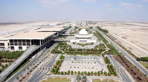 Аэропорт Даммама