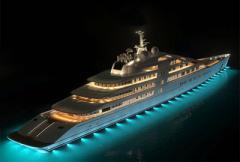 фото самой большой яхты