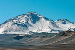 самый высокий в мире вулкан