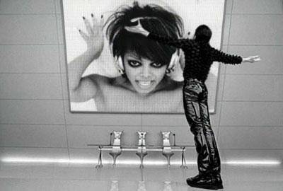 Майкл и Джанет Джексон - Scream - 7
