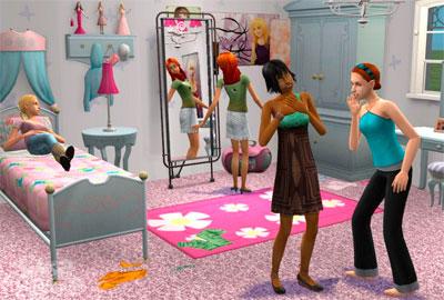 самые клёвые игры для девочек