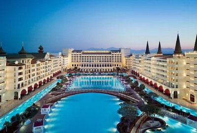 самый лучший отель Турции - фото