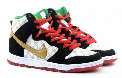 Кроссовки Nike SB Flom Dunk High