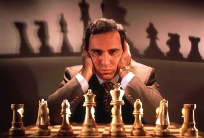 шахматы - довольно скучный вид спорта