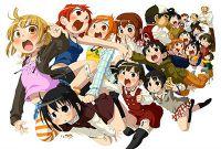 Мультяшные аниме-герои