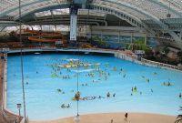 Всемирный аквапарк в Канаде