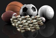 Мячи и деньги