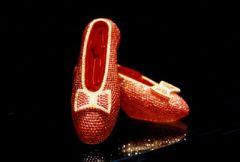 Туфли Дороти от Гарри Уинстона