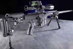 самая мощная снайперская винтовка - фото