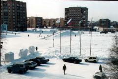 самая северная точка России