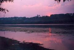 широкая река