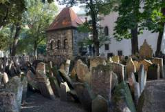 Старое еврейское кладбище в Праге