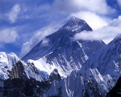 самая высокая точка мира - фото